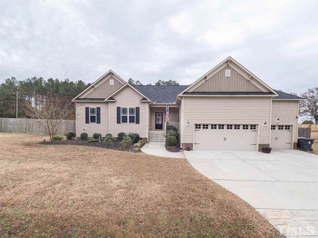 251 Yesteryear Court, Angier, NC 27501 (#2290932) :: Marti Hampton Team - Re/Max One Realty