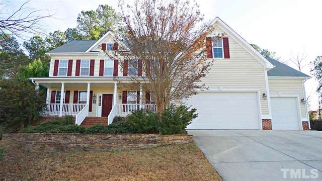1300 Fairfax Woods Drive, Apex, NC 27502 (#2290995) :: Spotlight Realty