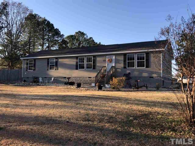 890 Calvary Church Road, Sanford, NC 27332 (#2291070) :: The Jim Allen Group