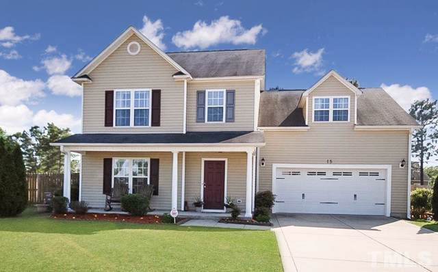 15 Ancient Oak Court, Bunnlevel, NC 28323 (#2291078) :: Dogwood Properties