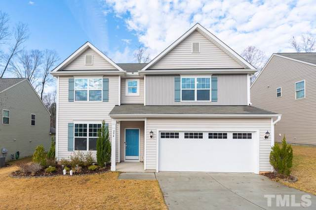 294 Flowers Crest Way, Clayton, NC 27527 (#2291121) :: Real Estate By Design