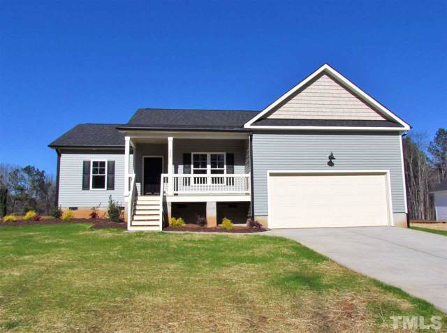203 Rhododendron Drive, Middlesex, NC 27557 (MLS #2291126) :: The Oceanaire Realty