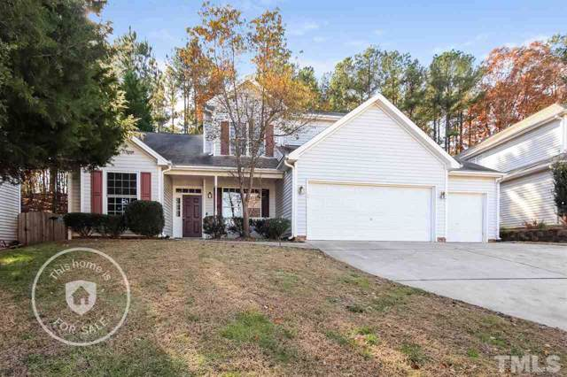 114 Aldeburgh Court, Holly Springs, NC 27540 (#2291191) :: The Jim Allen Group