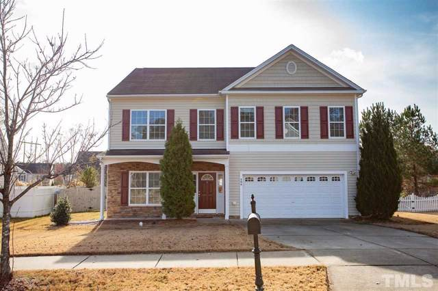 504 Arbor Crest Road, Holly Springs, NC 27540 (#2291198) :: The Jim Allen Group