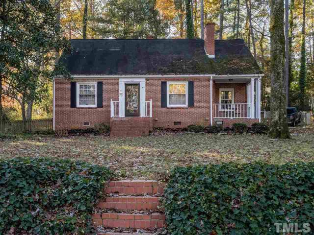 619 Sunset Drive, Sanford, NC 27330 (#2291241) :: The Perry Group