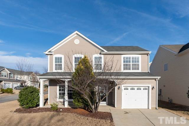 401 Wellspring Drive, Holly Springs, NC 27540 (#2291348) :: The Jim Allen Group