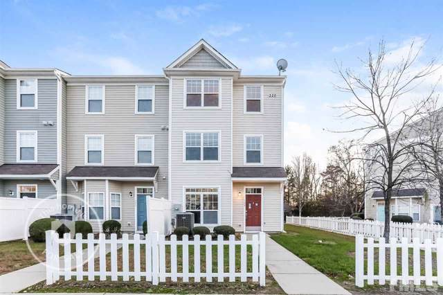 320 Gilman Lane, Raleigh, NC 27610 (#2291366) :: Real Estate By Design