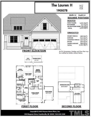 80 Treasure Drive, Lillington, NC 27546 (#2291369) :: Real Estate By Design