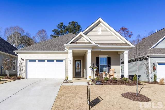 650 Warm Wind Drive, Clayton, NC 27527 (#2291371) :: Real Estate By Design