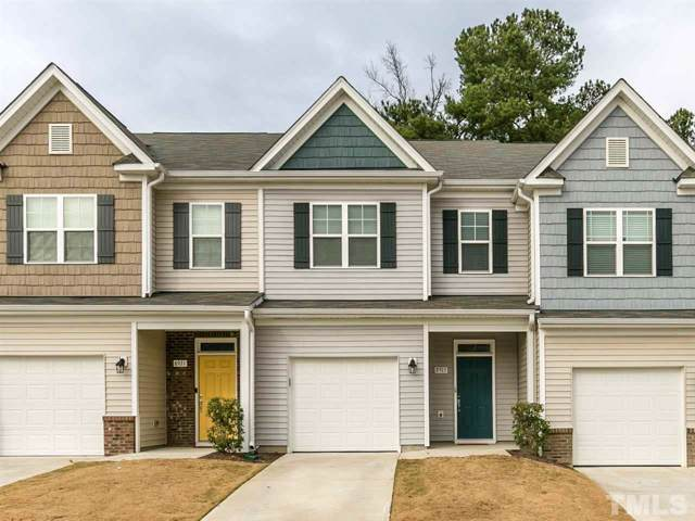 8923 Commons Townes Drive, Raleigh, NC 27616 (#2291383) :: Dogwood Properties