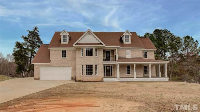 9721 Fanny Brown Road, Raleigh, NC 27603 (#2291391) :: The Jim Allen Group