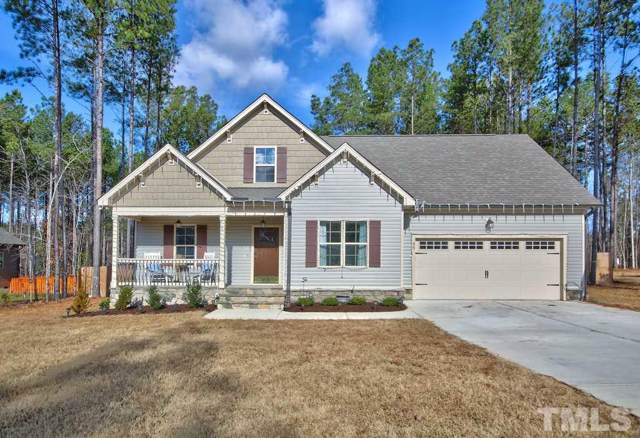 40 Northdale Court, Louisburg, NC 27549 (#2291405) :: The Perry Group