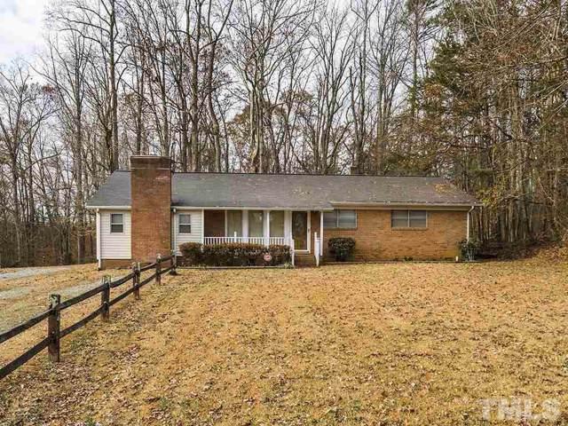 1841 Haw River Hopedale Road, Burlington, NC 27217 (#2291411) :: Dogwood Properties