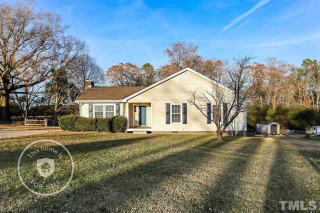 105 Oak Ridge Drive, Willow Spring(s), NC 27592 (#2291418) :: Raleigh Cary Realty