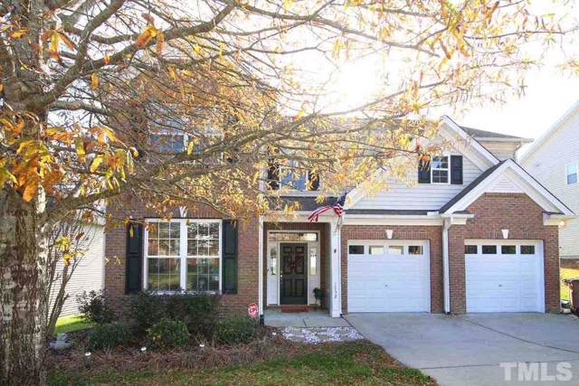 1752 Main Divide Drive, Wake Forest, NC 27587 (#2291419) :: Raleigh Cary Realty