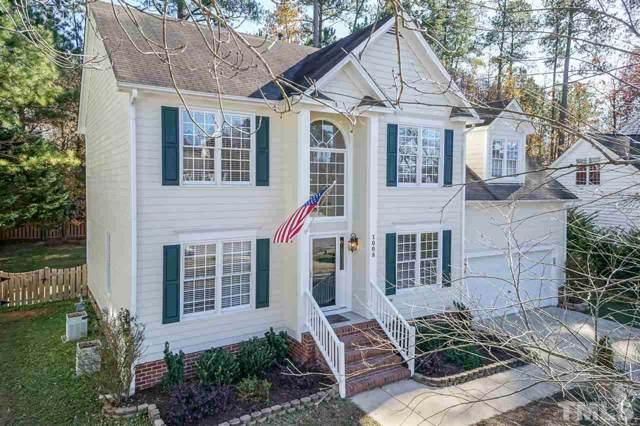 1008 Trail Stream Way, Knightdale, NC 27545 (#2291428) :: Real Estate By Design