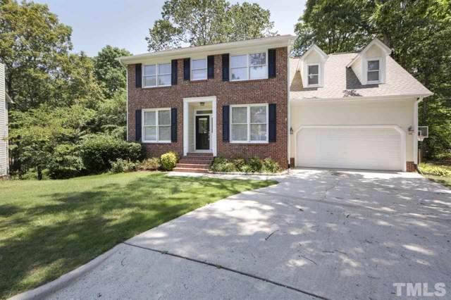 106 Vashon Court, Cary, NC 27513 (#2291438) :: Classic Carolina Realty