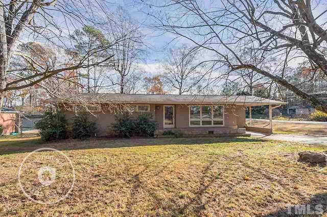 2523 Rolling Pines Avenue, Durham, NC 27703 (#2291473) :: The Jim Allen Group
