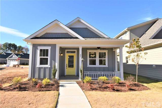 31 Beaufort Loop, Clayton, NC 27527 (#2291503) :: Marti Hampton Team brokered by eXp Realty