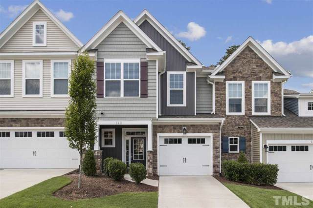 142 Wildfell Trail, Cary, NC 27513 (MLS #2291522) :: The Oceanaire Realty