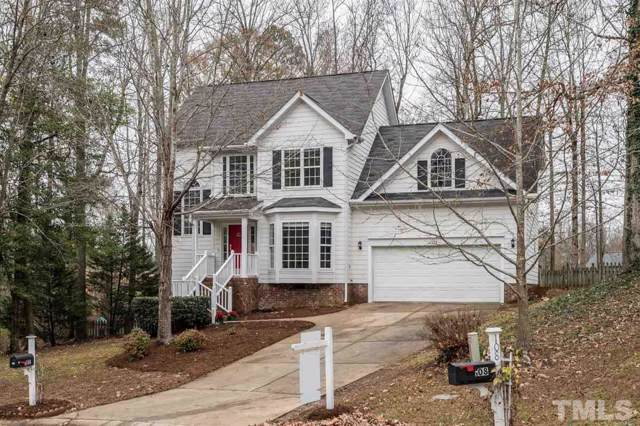 104 Hidden Cellars Drive, Holly Springs, NC 27540 (#2291524) :: The Perry Group