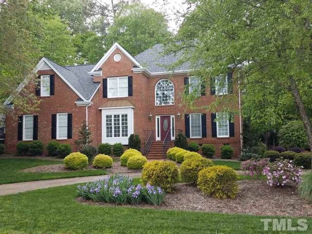100 Windfall Court, Cary, NC 27518 (MLS #2291534) :: The Oceanaire Realty