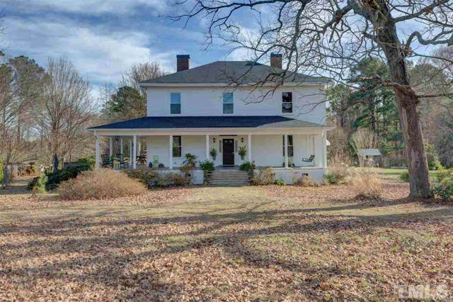 1860 Person Road, Louisburg, NC 27549 (#2291536) :: The Perry Group
