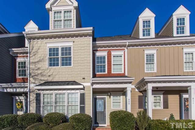 809 Myrtle Grove Lane, Apex, NC 27502 (#2291540) :: Sara Kate Homes