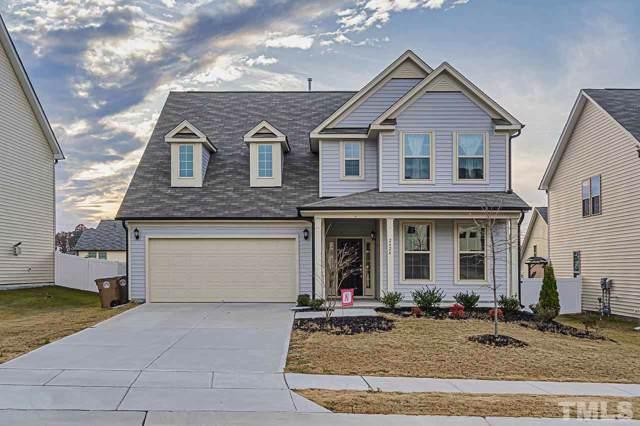 2424 Cedar Rock Drive, Wake Forest, NC 27587 (#2291575) :: Classic Carolina Realty