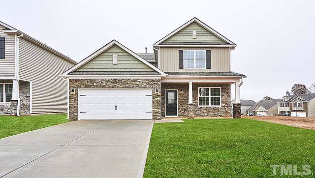 322 E Painted Way, Clayton, NC 27527 (#2291585) :: Real Estate By Design