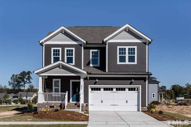 1808 Cypress Cove Drive #853, Wendell, NC 27591 (#2291598) :: Real Estate By Design