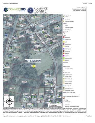 0 Lakeside Avenue, Burlington, NC 27217 (#2291604) :: The Perry Group