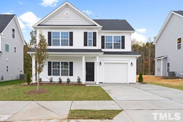 729 Lakemont Drive, Clayton, NC 27520 (MLS #2291610) :: The Oceanaire Realty