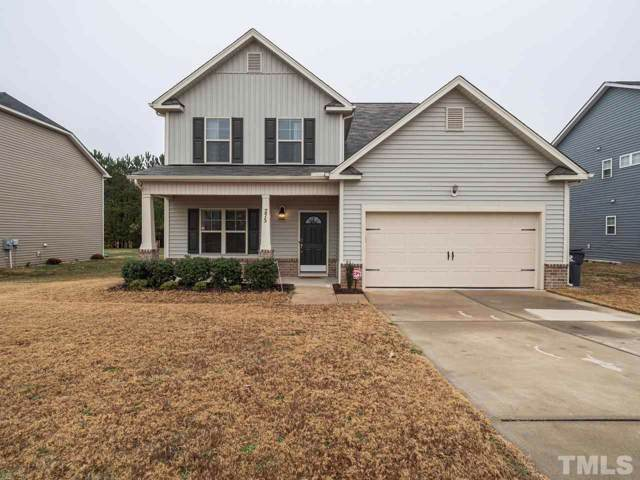 275 Ambergate Drive, Youngsville, NC 27596 (#2291625) :: Marti Hampton Team - Re/Max One Realty