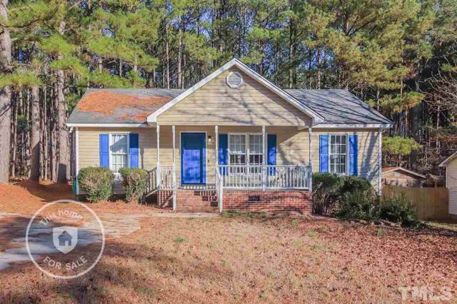 1009 Amber Acres Lane, Knightdale, NC 27545 (#2291654) :: Real Estate By Design