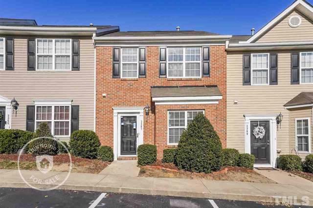 3367 Bridgeville Road, Raleigh, NC 27610 (MLS #2291667) :: The Oceanaire Realty