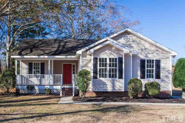 7062 Kennebec Road, Willow Spring(s), NC 27592 (#2291681) :: Spotlight Realty