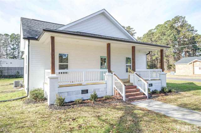 307 W 1st Street, Kenly, NC 27542 (#2291686) :: Raleigh Cary Realty