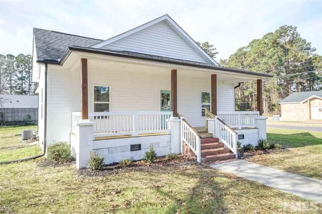 307 W 1st Street, Kenly, NC 27542 (#2291686) :: Dogwood Properties