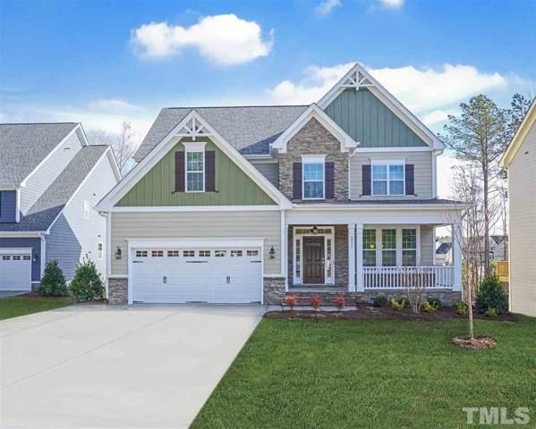 64 Mallard Loop Drive, Clayton, NC 27527 (#2291688) :: Real Estate By Design