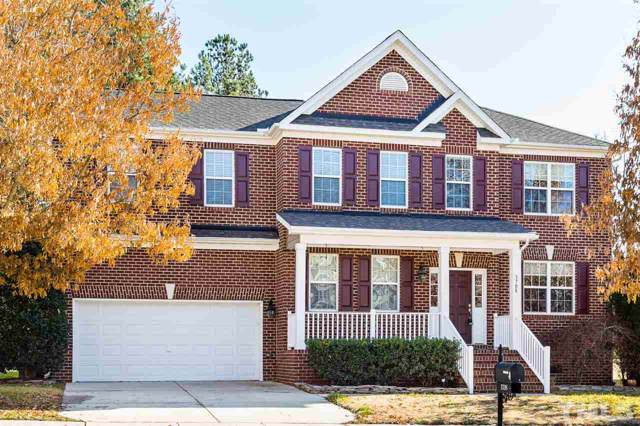 3708 Song Sparrow Drive, Wake Forest, NC 27587 (#2291694) :: The Amy Pomerantz Group