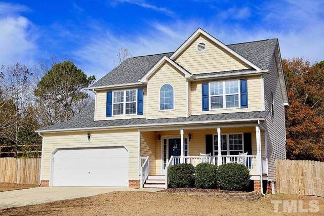 109 Glen Meadow Drive, Angier, NC 27501 (#2291702) :: The Results Team, LLC