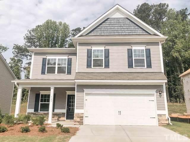 149 Vandora Hills Place, Garner, NC 27529 (#2291712) :: Marti Hampton Team - Re/Max One Realty