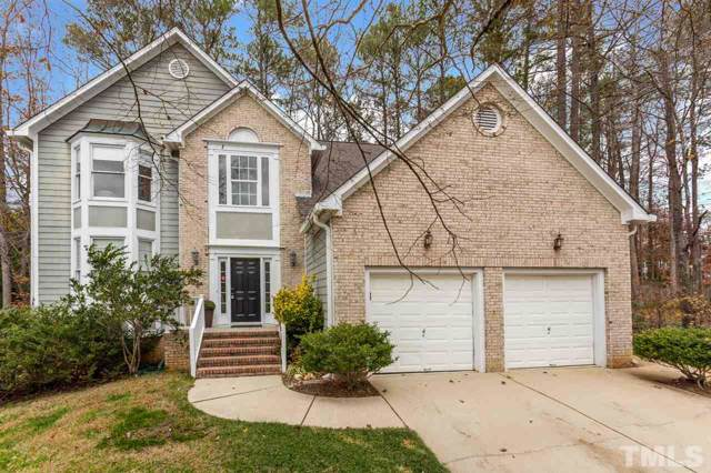 110 Wallsburg Court, Cary, NC 27518 (MLS #2291724) :: The Oceanaire Realty