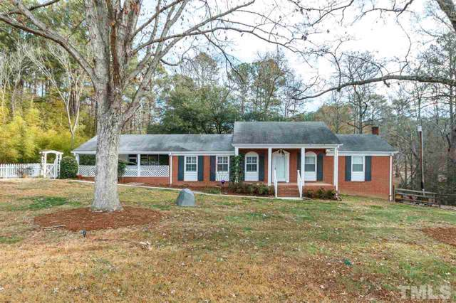 482 Nc 751 Highway, Apex, NC 27523 (#2291733) :: Raleigh Cary Realty