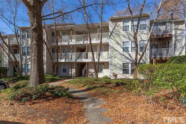 1312 Hillbrow Lane #103, Raleigh, NC 27615 (MLS #2291753) :: The Oceanaire Realty