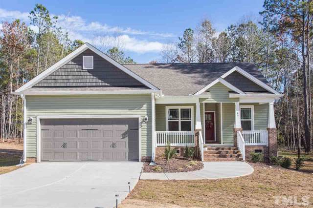 80 Timberwind Road, Franklinton, NC 27525 (#2291791) :: Real Estate By Design