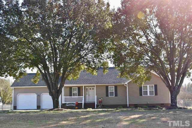 3033 Austin Drive, Garner, NC 27529 (#2291800) :: Dogwood Properties