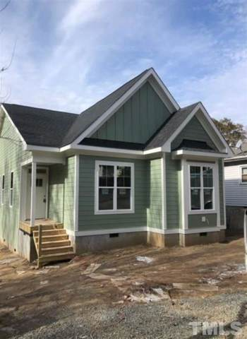 520 Eugene Street, Durham, NC 27704 (MLS #2291831) :: The Oceanaire Realty