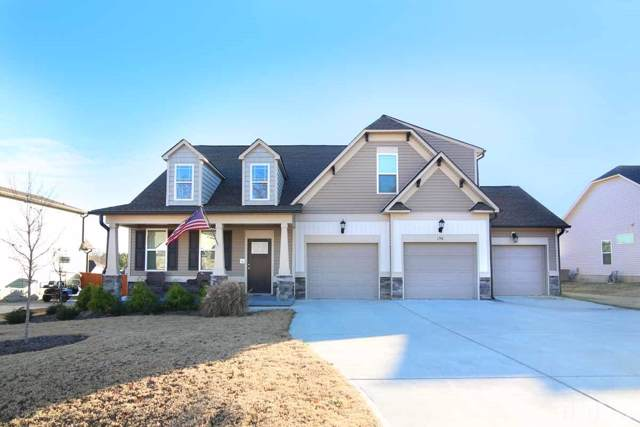 196 Bornean Drive, Garner, NC 27529 (#2291833) :: Dogwood Properties